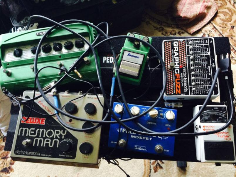 best bass multi effects pedal